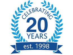 Celebrating 22 years of service in London!
